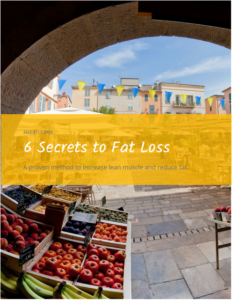 6 Secrets to Fat Loss - SWEAT COMO