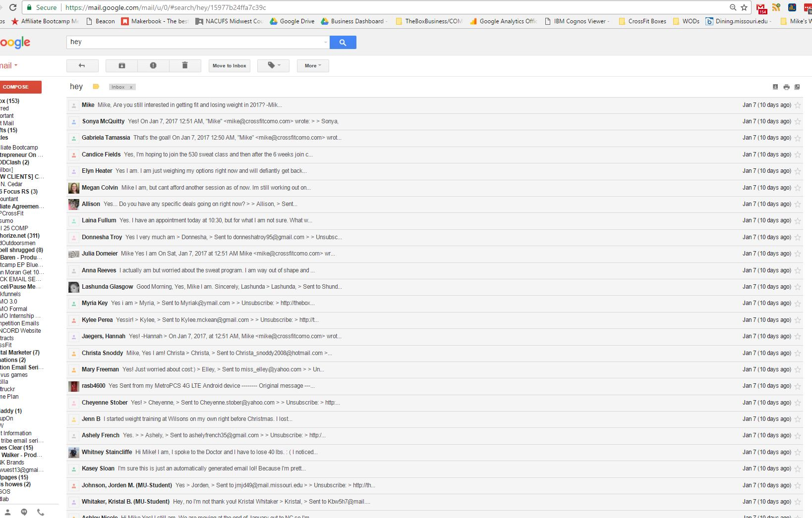 9 Word Email to Re-Engage Former Athletes and Revive Cold Prospects