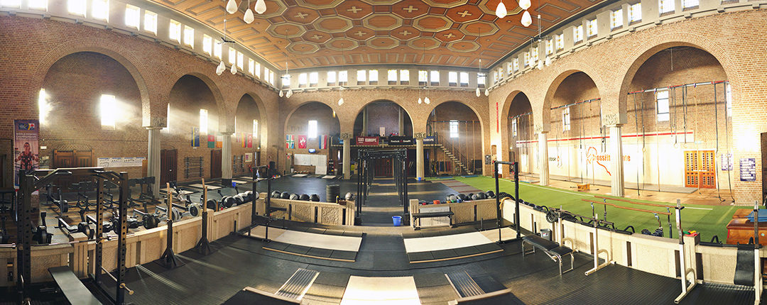 Five of the World's Most Beautiful CrossFit Gyms