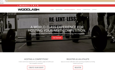 Introducing WODClash..Complete Competition Management Software