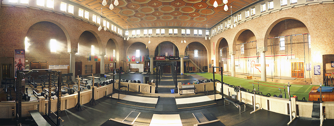 Five of the World's Most Beautiful CrossFit Gyms - TheBoxBusiness